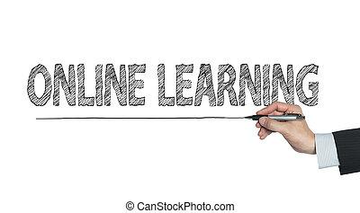 online learning written by hand - online learning written by...
