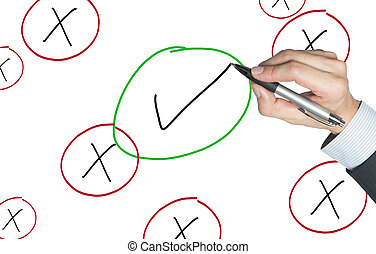 find solution drawn by hand - one good idea coming out from...