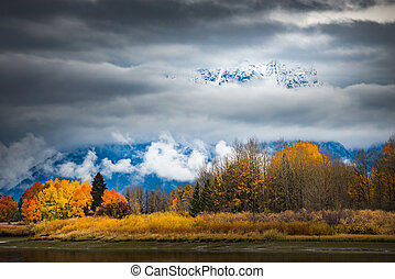 Grand Teton National Park Fall Colors - Autumn in the Tetons...