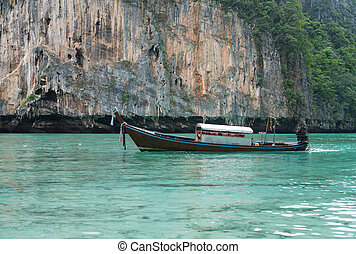 Boat trip to tropical islands, Thailand - Boat trip to...