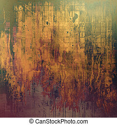 Nice looking grunge texture or abstract background. With...