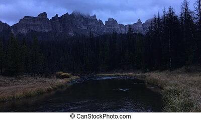 Brooks Creek Suublette Peak