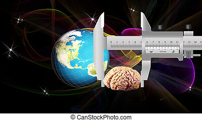 Science.Research cosmos high mind