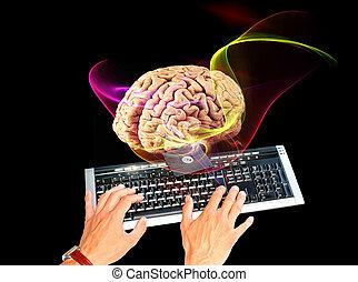 High computer mind