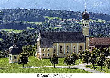 Church in Bavaria - Germany