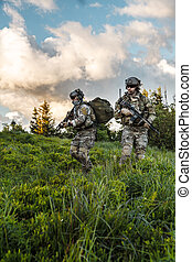 rangers in the mountains - United states army rangers in the...