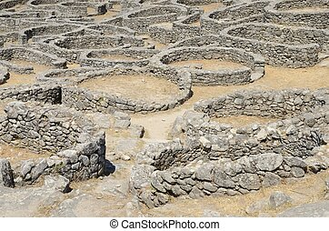 Santa Tecla fort - Fortified Iron Age settlements in Santa...