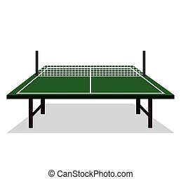 ping pong table icon vector illustration design
