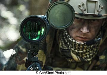 army ranger spotter - United states army ranger spotter in...