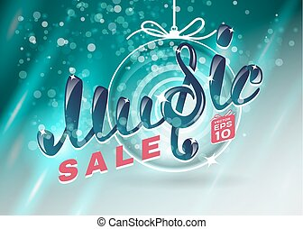Music christmas sale