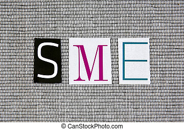 concept of Small And Medium-sized Enterprises