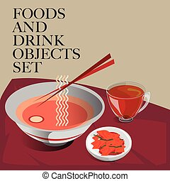 food drink noodle