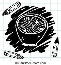 Doodle Noodle