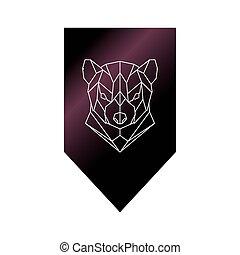 Tasmanian devil illustration.