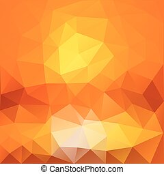 Triangle abstract texture background in vector graphics. -...