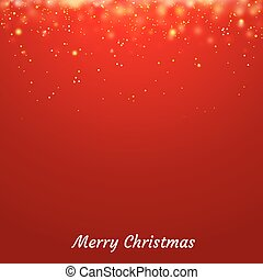Merry christmas greeting card decoration background