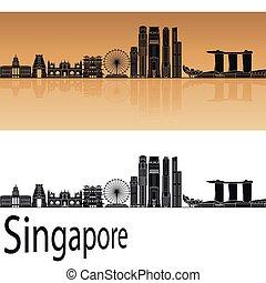 Singapore V2 skyline