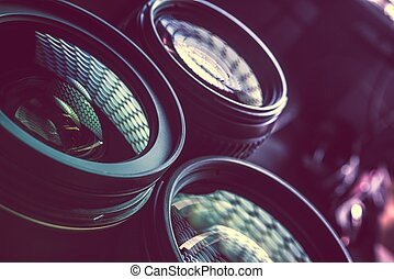 Pro Photography Lenses