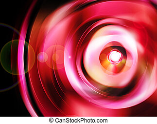 red background like rotation - abstract background like...