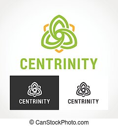 Trinity Logo Symbol. - Suitable for professional design use.