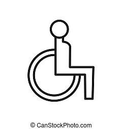 accessibility for disabled icon