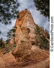 Bryce Canyon hoodoos, Utah USA
