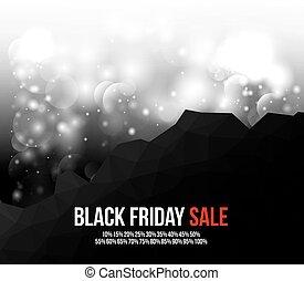black friday sale - Black Friday sale inscription design...