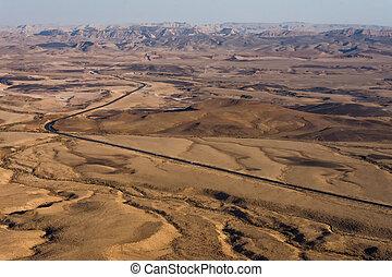 Desert - Negev Desert