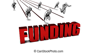 Better Funding with a Business Team Racing Concept