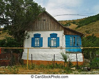 Alti Agac, Azerbaijan - Old village house