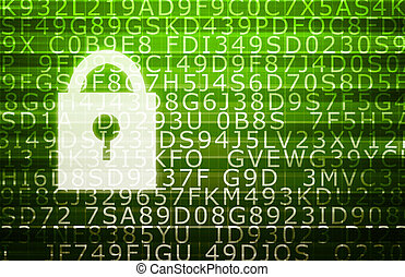Data Security for Document Information as Concept