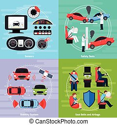Car Safety Systems Template - Car safety systems template...