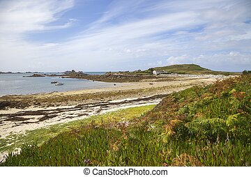 Great Porth, Bryher, Isles of Scilly, England