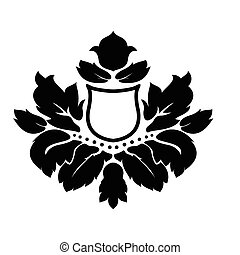 Vector abstract flower - Vector illustration of an abstract...
