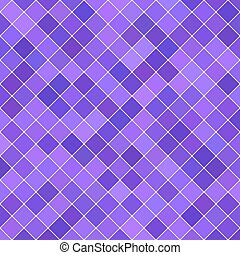 Purple square pattern background