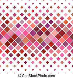 Colorful abstract square pattern background