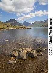 Wast Water, Lake District, Cumbria, England