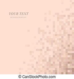 Volored digital art background template design - Abstract...