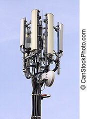 Mobile Phone Antenna dishes telecommunications equipment