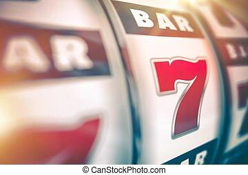 Slot Machine Lucky Game - Slot Machine Lucky Casino Game....