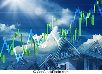 Real Estate Market Going Up - Real Estate and Conctruction...