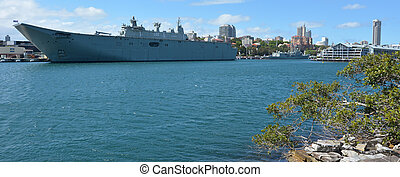 Fleet Base East Sydney New South Wales Australia - Warship...