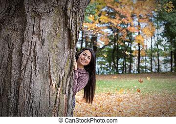 Hidden in the Tree
