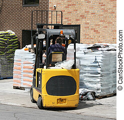 Hydraulic Forklift loader - Hydraulic forklift loader for...