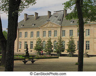 tree, Garden, diocese - Limoges, main city of Limousin