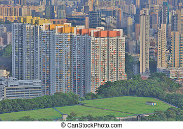 resident building of east Kowloon - Vertical life,resident...