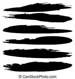 line monochrome graffiti grunge texture collection of vector illustration