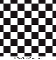 Black and white checkerboard pattern - Black and white...