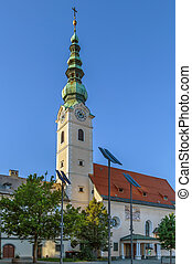 Church of the Holy Spirit, Klagenfurt, Austria - Church of...