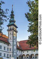 Klagenfurt Landhaus, Austria - The Landhaus Klagenfurt is an...